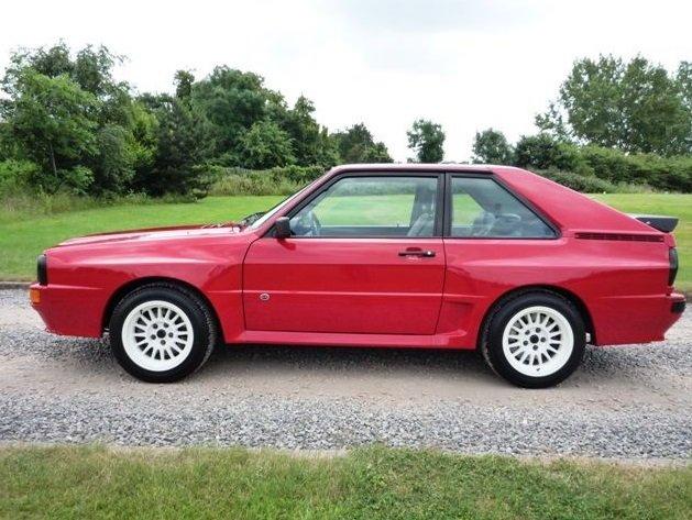 """""""Audi Quattro Sport SWB"""""""