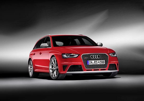 """Audi RS4 Avant"""