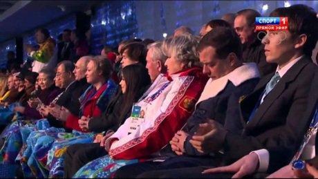 Youtube stopkadras/Dmitrijus Medvedevas užsnūdo Sočyje?