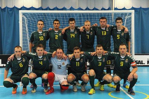 Lietuvos salės futbolo rinktinė