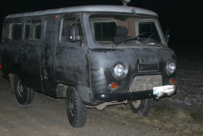 Medžiotojų automobilis