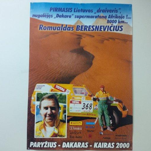 Komandos nuotr./R.Beresnevičius Dakare
