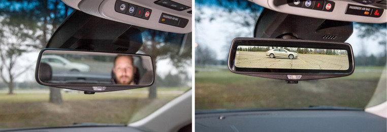 """""""Cadillac CT6"""" veidrodėlis"""
