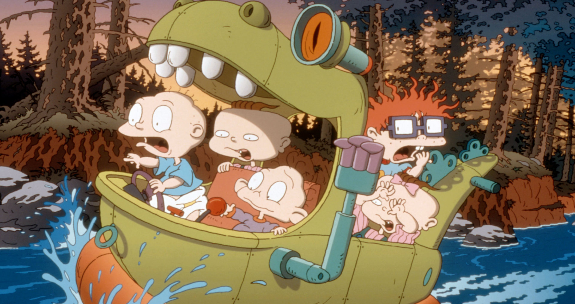 lil rugrats get lost movie - 1280×720