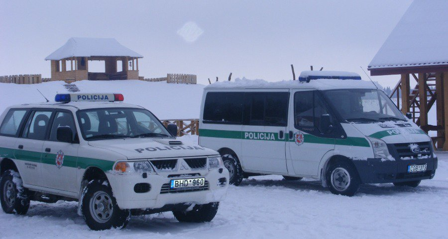 Telšių policija