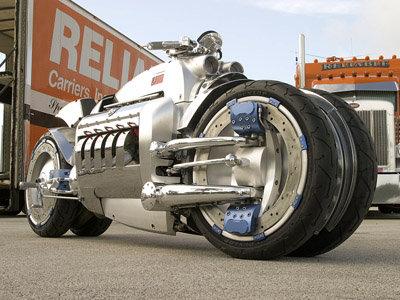 """Dodge Tomahawk"" motociklas"