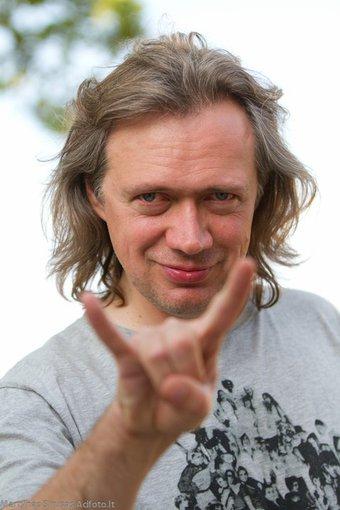 Algirdas Barniškis-Blėka.