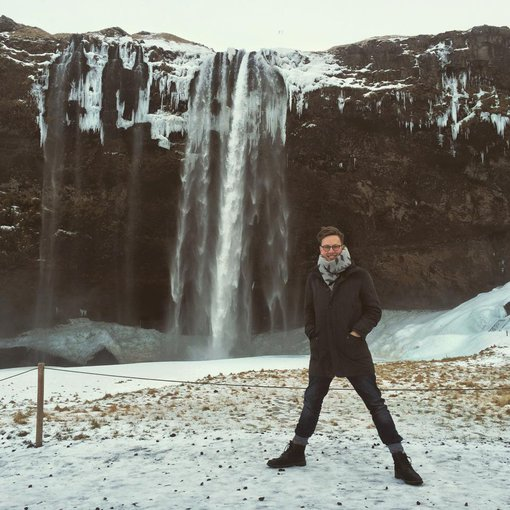 Asmeninio albumo nuotr./Martynas Levickis Islandijoje