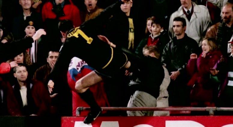 Erico Cantona išpuolis