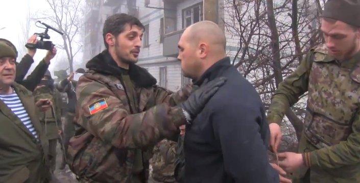 Ukrainos kariai, patekę į nelaisvę