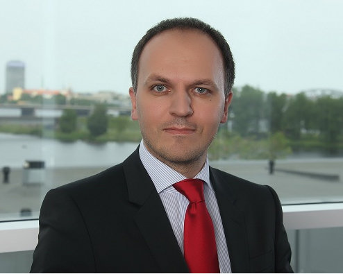 """""""UniCredit Leasing"""" Lietuvoje generalinis direktorius Laimonas Belickas. Asmeninio archyvo nuotr."""