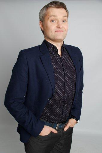 Asmeninio archyvo nuotr./Vytautas Kontrimas