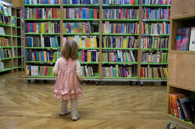 A.Mickevičiaus bibliotekos nuotr./Bibliotekoje