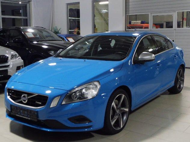 """Mobile.de parduodamas """"Volvo S60 Polestar"""""""