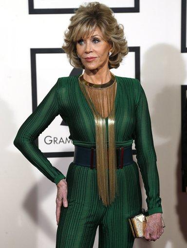 """Reuters""/""Scanpix"" nuotr./Jane Fonda"