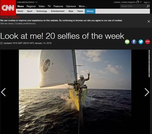 Roko Milevičiaus asmenukė CNN