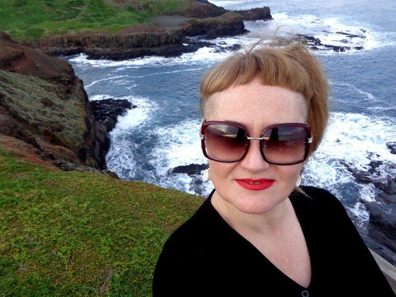 Islandė Sonja Bjork Grant.