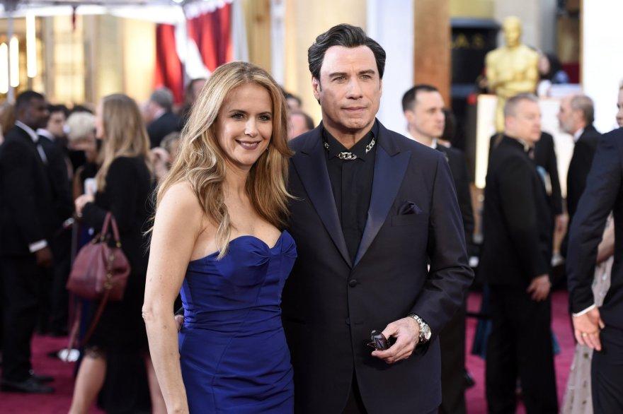 """Scanpix""/AP nuotr./Kelly Preston ir Johnas Travolta"