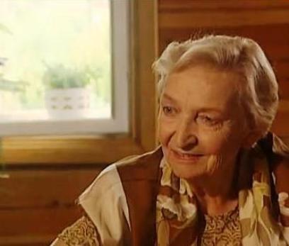 Aktorė Danutė Juronytė