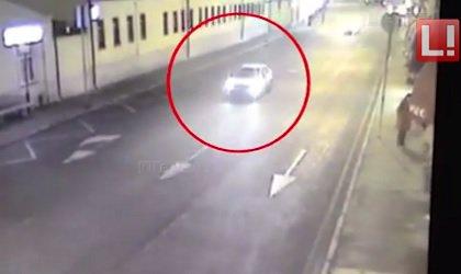 Įtariamų žudikų automobilis