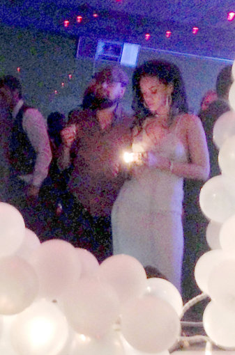 Vida Press nuotr./Leonardo DiCaprio ir Rihanna