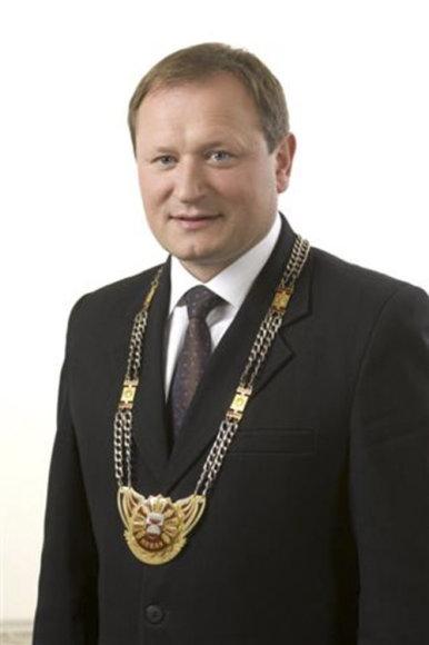Šilalės raj. savivaldybės nuotr./Jonas Gudauskas
