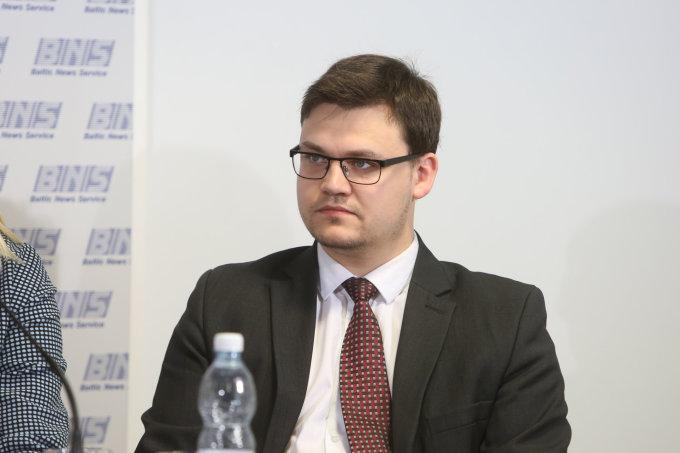 Juliaus Kalinsko / 15min nuotr./Paulius Baltokas