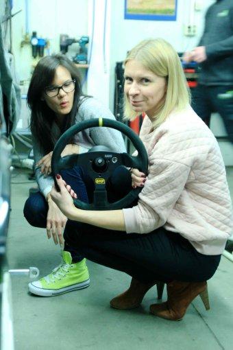 Komandos nuotr./Jelena Šaučikovienė (dešinėje) ir Monika Gavrilenkaitė