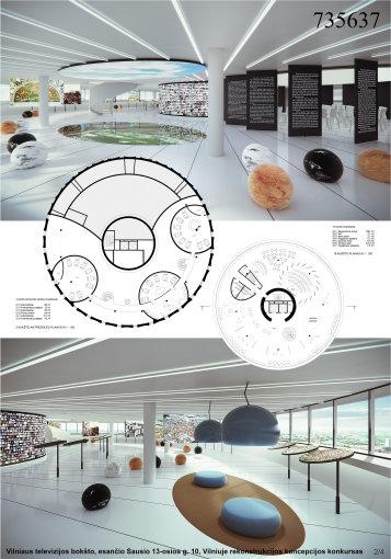 Nuotraukos iš architektusajunga.lt/Šeštasis projektas