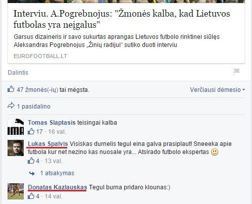 facebook.com/Kritika Aleksandrui Pogrebnojui