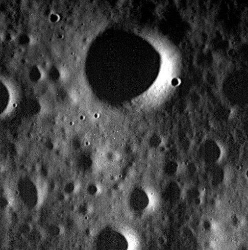 MESSENGER nuotr./Merkurijus