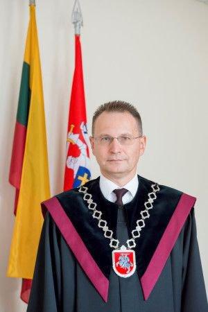 Konstitucinio Teismo nuotr./Dainius Žalimas