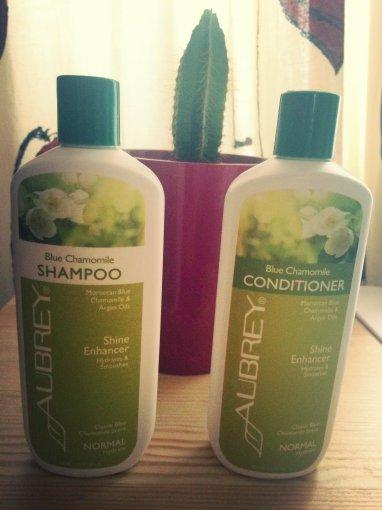 """""""Aubrey"""" šampūnas ir kondicionierius"""