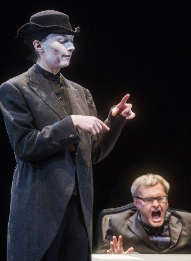 """Asmeninio archyvo nuotr./Vilma Raubaitė, spektaklis """"Faustas"""""""