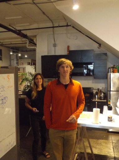 """""""Startuphouse"""" nuotr./""""Startuphouse"""" įkūrėjas Karolis Karalevičius"""