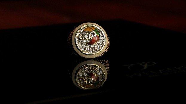 Čempionų žiedai