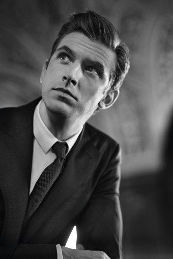 "John Balsom/""Giorgio Armani"" nuotr./Aktorius Danas Stevensas"
