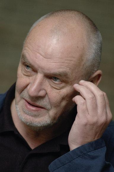 D. Matvejevo nuotr./Boriso Godunovo režisierius Eimuntas Nekrošius