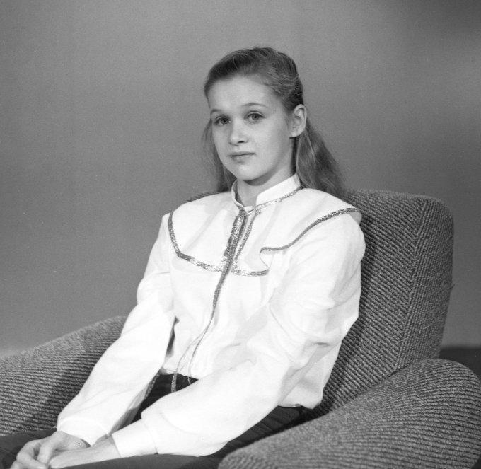 Alfredo Pliadžio nuotr./Dalia Kutkaitė (1982 m. gruodis)