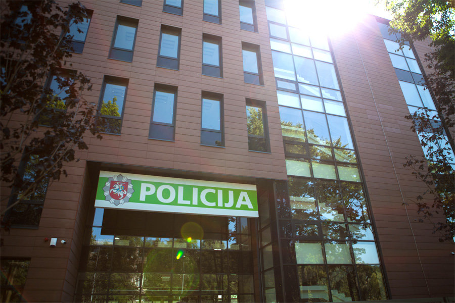 Klaipėdos policijos komisariatai sujungti į vieną