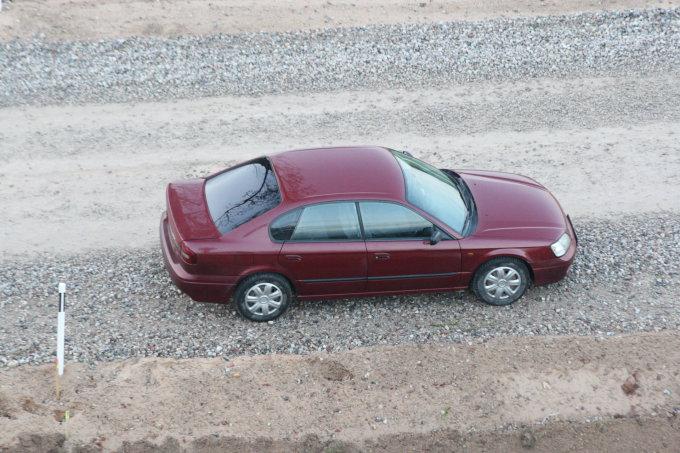 """Tomo Markelevičiaus nuotr./""""Subaru Legacy"""""""