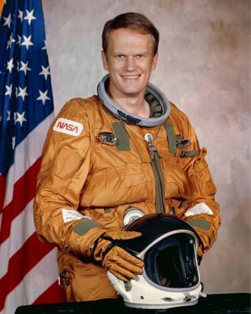 Lietuvių kilmės astronautas Karol Bobko