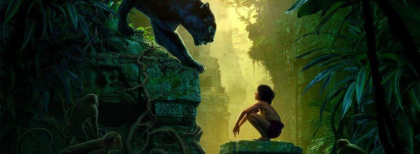 """Filmas """"Džiunglių knyga"""""""