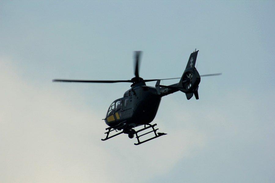 VSAT sraigtasparnis