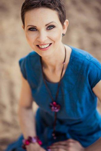 Asmeninio archyvo  nuotr./Krūties vėžį įveikusi Aksana