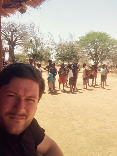 Merūnas Vitulskis Mozambike