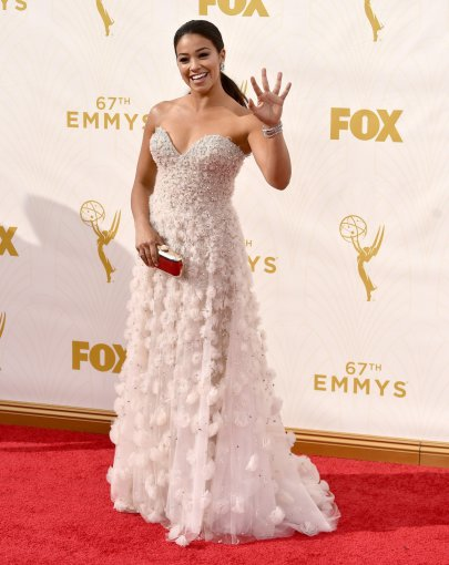 "AFP/""Scanpix"" nuotr./Gina Rodriguez"