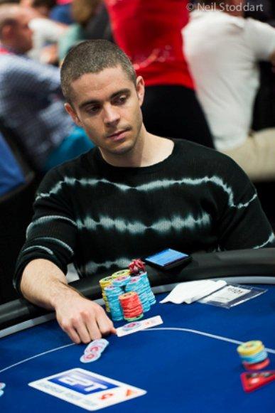 Benas Tollerene / PokerStars.net nuotr.