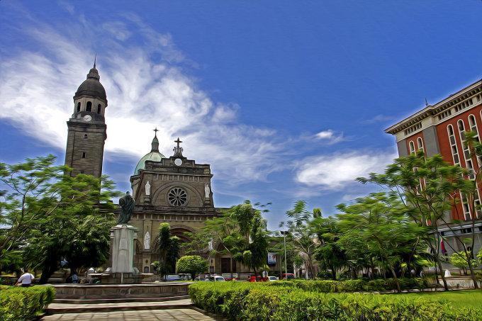 Manilos katedra