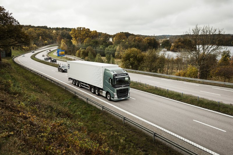 """""""Volvo"""" dinaminio vairavimo sistema"""